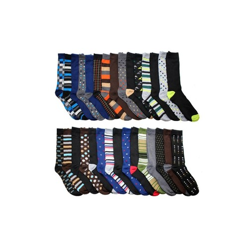 Mystery Deal: John Weitz Men's Dress Socks