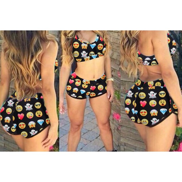 Emotion Bikini Short Set