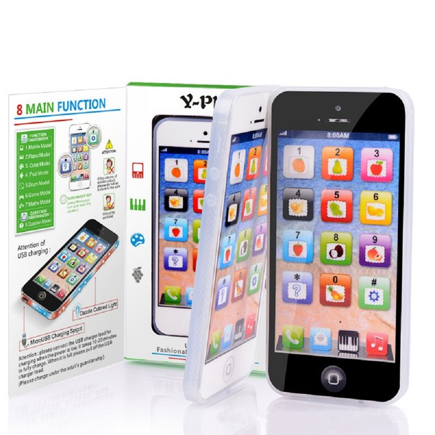Educational Touch Learning Smartphone