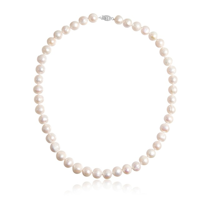 11mm Freshwater Cultured Pearl Necklace
