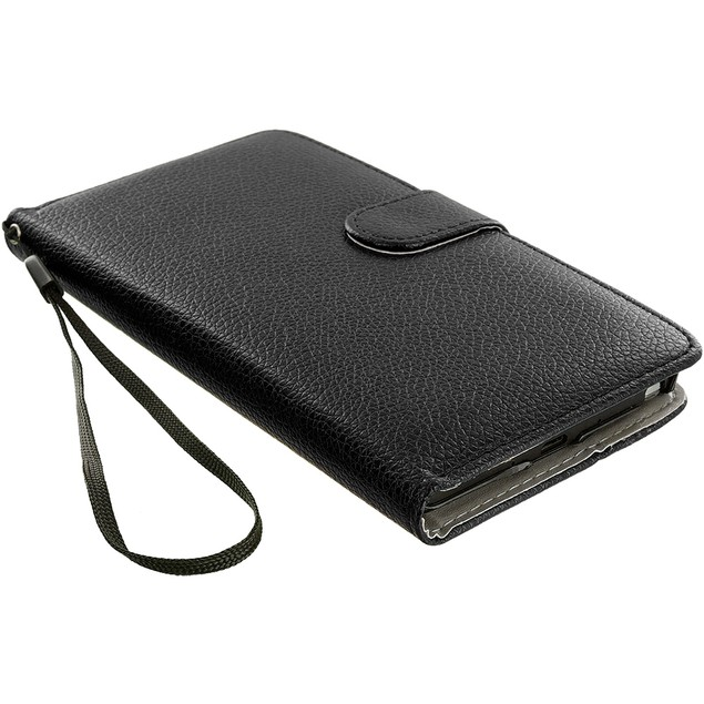 Samsung Galaxy Note 4 Wallet Pouch Case Cover with Slots