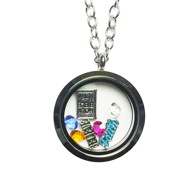 Faith Magnetic Locket