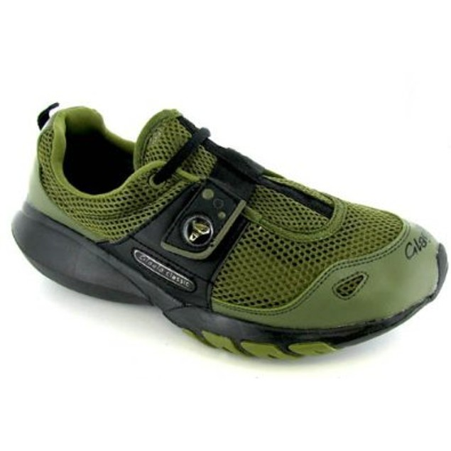 Glagla Classic Mesh Ventilated Water Shoes Lightweight Mens - Khaki & Black