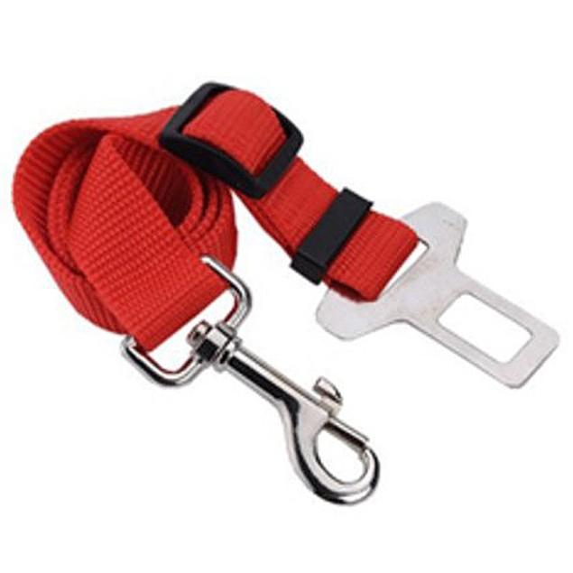 Pet Safety Adjustable Seat Belts