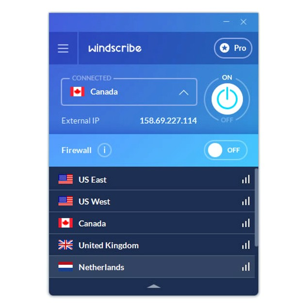 2 Years of Windscribe PRO VPN + Browser-Based Privacy Suite