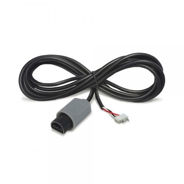 N64 Replacement Controller Cable (Gray) - Repair Box