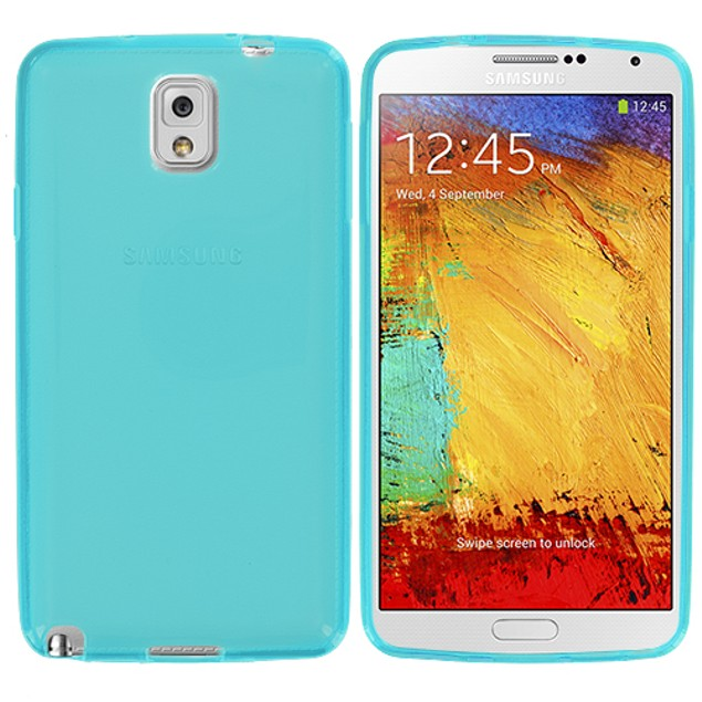 Samsung Galaxy Note 3 N9000 TPU Rubber Case Cover