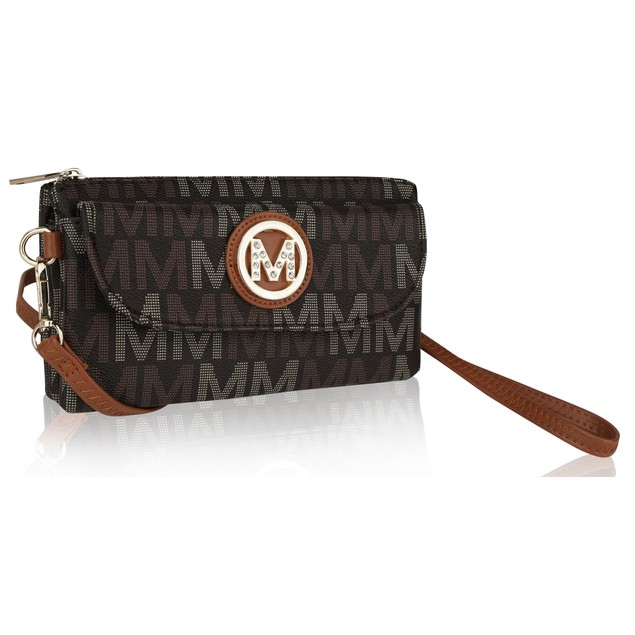 MKF Collection Madelyn Milan M Signature Cross Body by Mia K Farrow