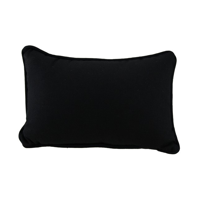 Glow In The Dark Black Cat Autumn Accent Pillow Throw Pillows