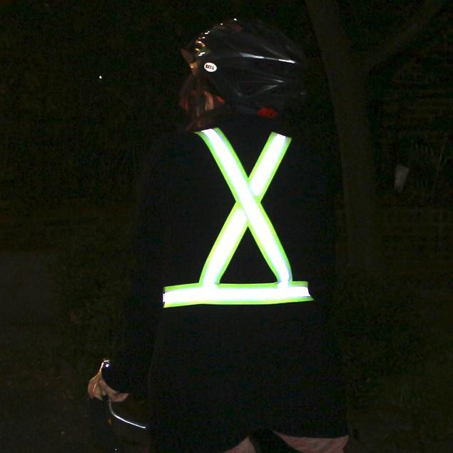 Reflective Safety Vest Belt