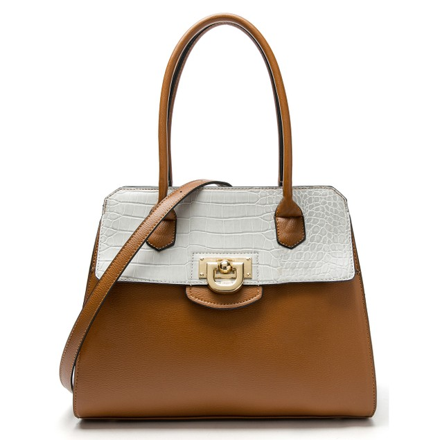 MKF Collection Shayla Satchel Bag by Mia K Farrow