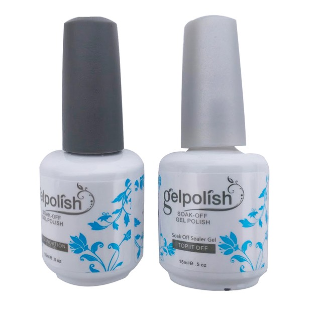 Gel Top and Base Coat Combo