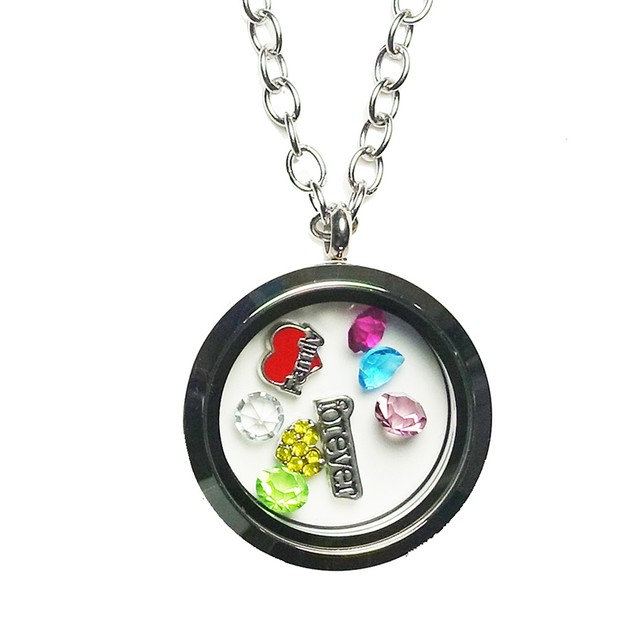 I Love My Family Forever Magnetic Locket