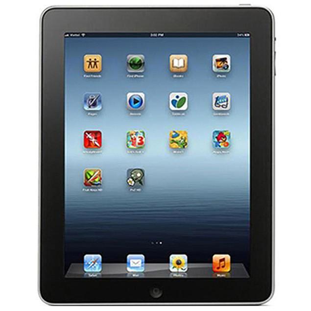 Apple iPad MB292LL/A 1st Generation, 16GB Wi-Fi Black (Grade B)