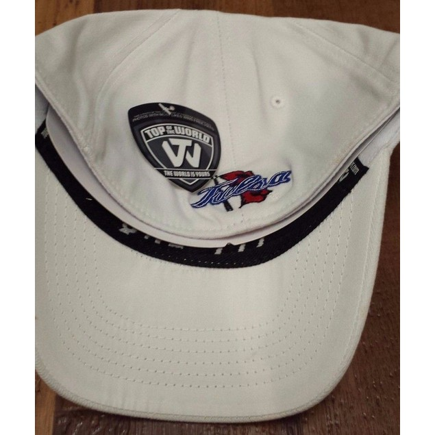 """Tulsa Golden Hurricane NCAA TOW """"Premium Collection"""" Stretch Fitted Hat New"""