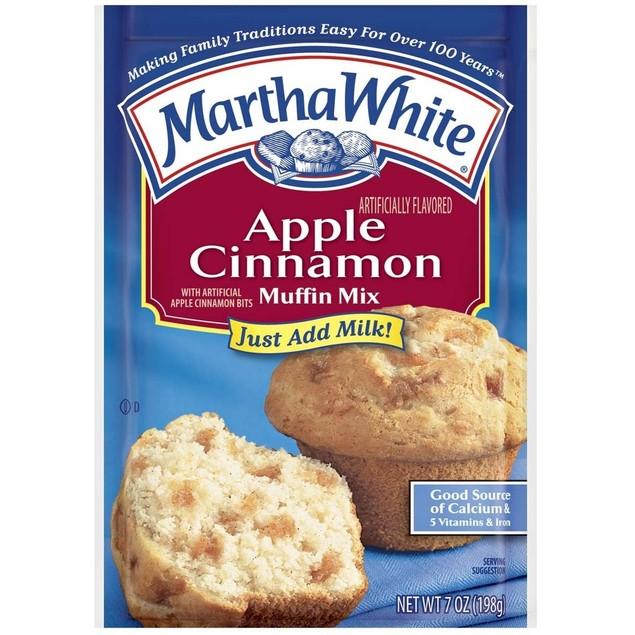 Martha White Apple Cinnamon Muffin Mix