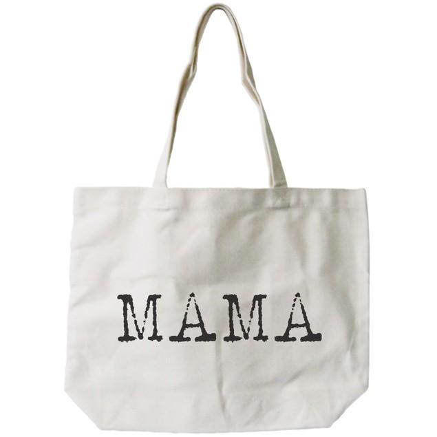 Mama Typewriter Canvas Bag