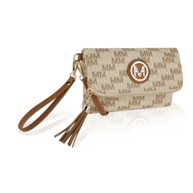 MKF Collection Tamar 3in1 Wristlet/ Crossbody/Belt Bag by Mia K Farrow