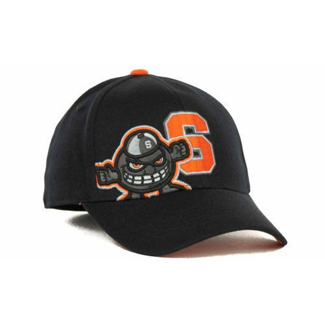 """Syracuse Orange NCAA TOW """"Clutch"""" Stretch Fitted Hat"""