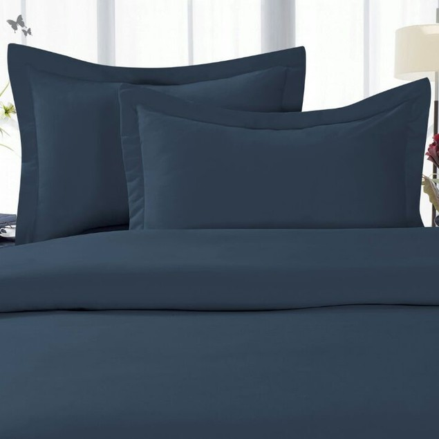 3-Piece Wrinkle-Free & Fade Resistant Duvet Cover