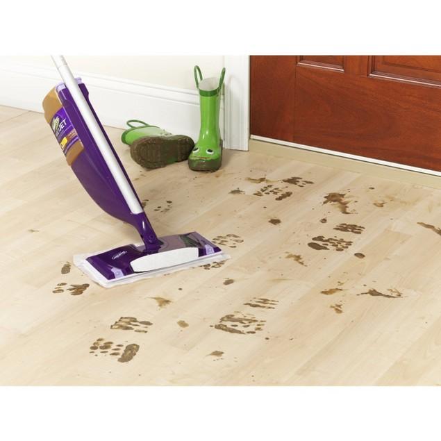 Swiffer WetJet Spray Floor Cleaner Starter Kit