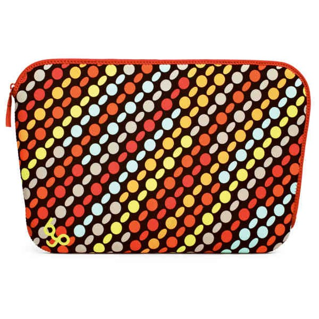 "BYO 16"" Neoprene Notebook Sleeve - Sweetart"