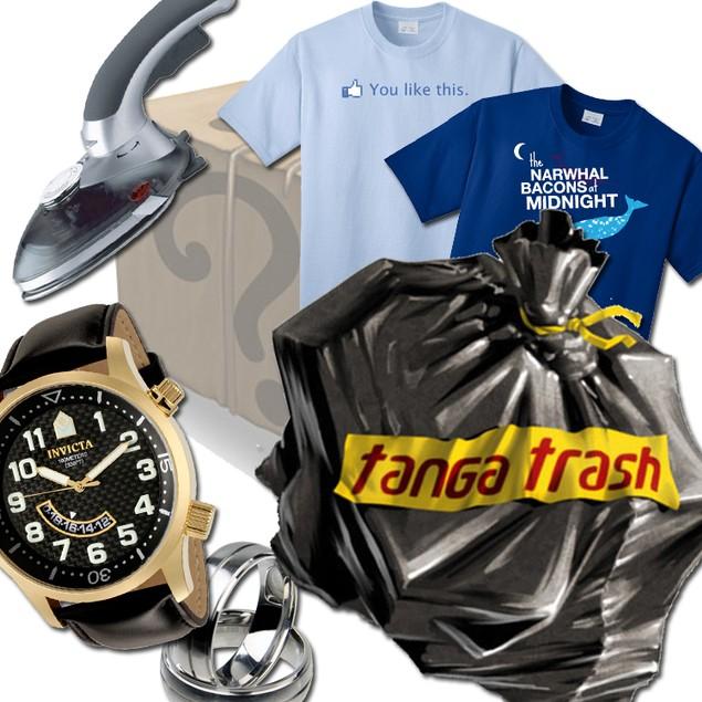 Tanga Trash!