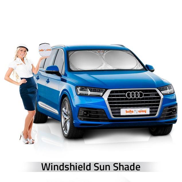 Windshield Car Sun Shade - Sunshade UV Auto Protector