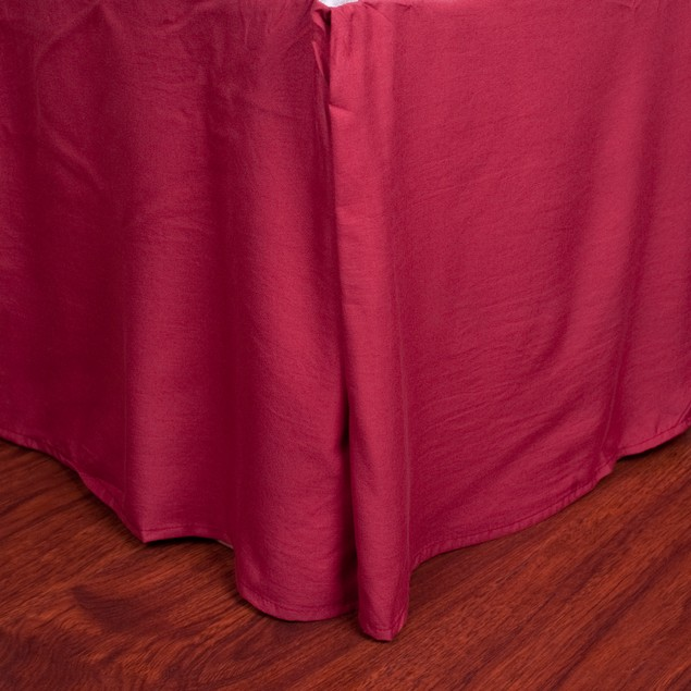 Ultra-Soft 1500 Series Bed Skirt - Assorted Colors