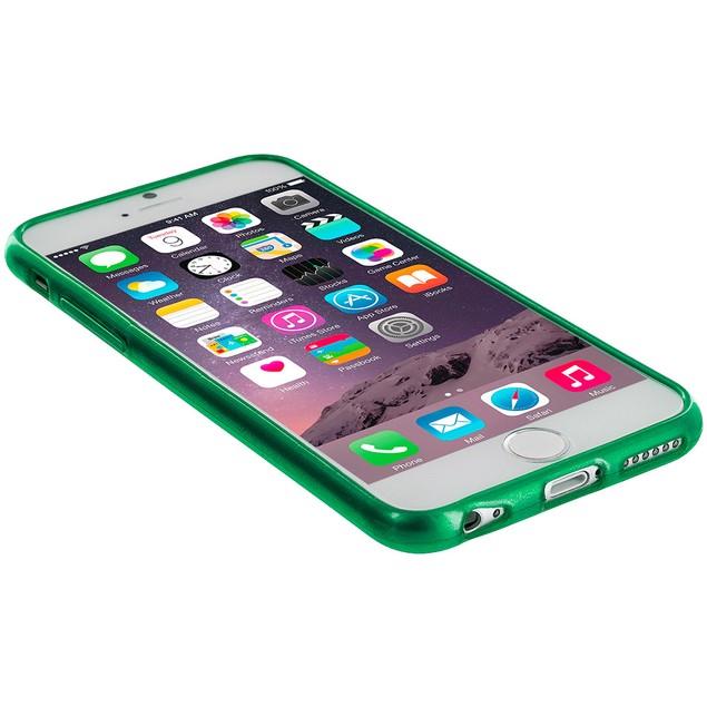 Apple iPhone 6 (4.7) TPU Damask Design Rubber Case Cover