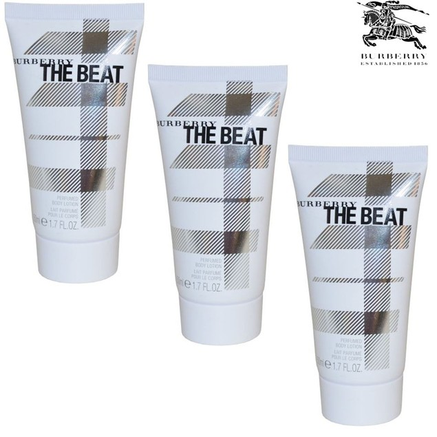 3-Pack Burberry The Beat Femme Body Lotion