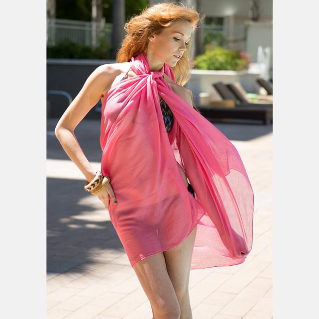Flamingo Cotton Sarong