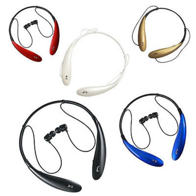 Tone Ultra HBS-800 Wireless Bluetooth Headset- Around Neck