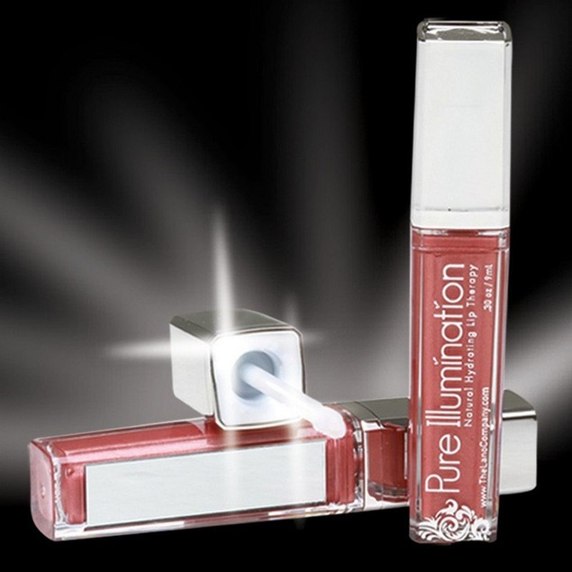 3-Pack Lano Company Pure Illumination Light Up Lip Gloss