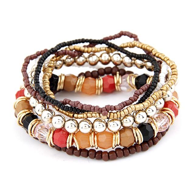 Cleopatra Beaded Bracelet
