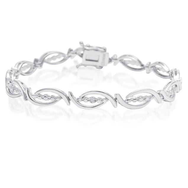 Diamond Accent Flair Bracelet