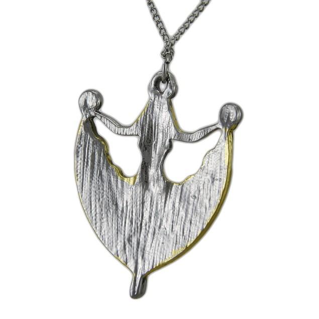 Wisdom Of Danu Pendant / Necklace For Divine Mens Pendant Necklaces