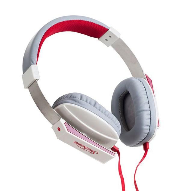 Sunbeam Stereo Bass Headphones with Microphone