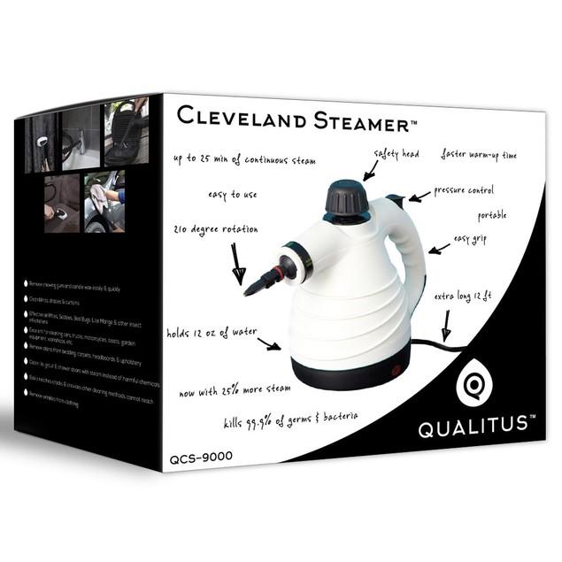 Qualitus Cleveland Steamer