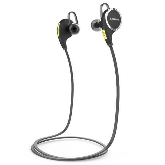Liger XS800 Wireless Bluetooth Headphones