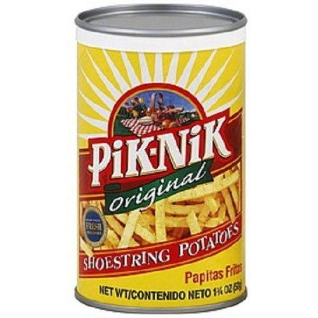 Pik Nik Shoestring Potatoes 1.75 oz