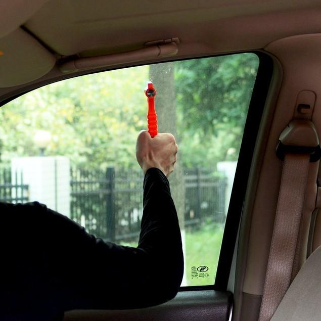 2-Pack Zone Tech Car Emergency Escape Window Break
