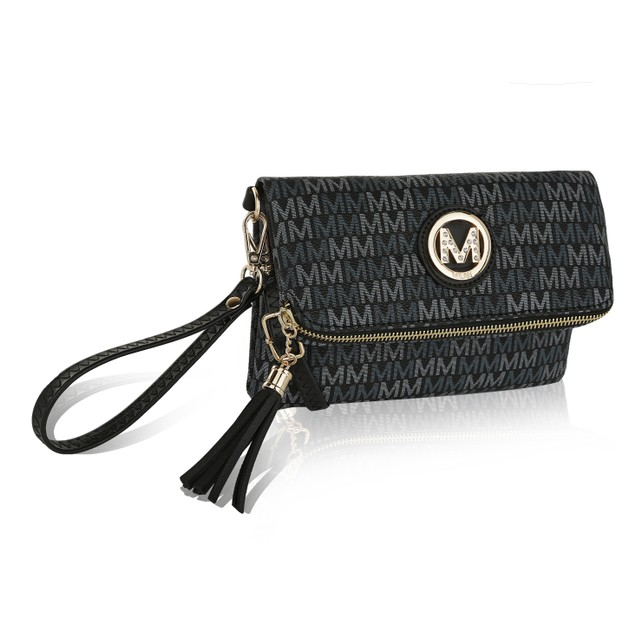 MKF Collection Tamar 3in1 Wristlet/ Crossbody/Belt Bag by Mia K Farrow