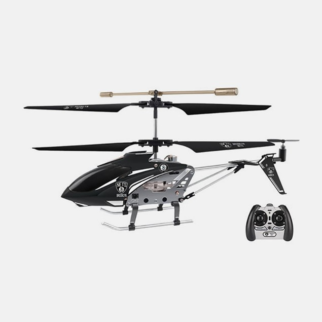 NBA Licensed Brooklyn Nets RC Helicopter