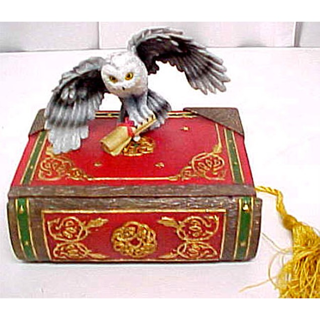 Nemesis Now Messenger Of Magic Owl Trinket Box Decorative Boxes