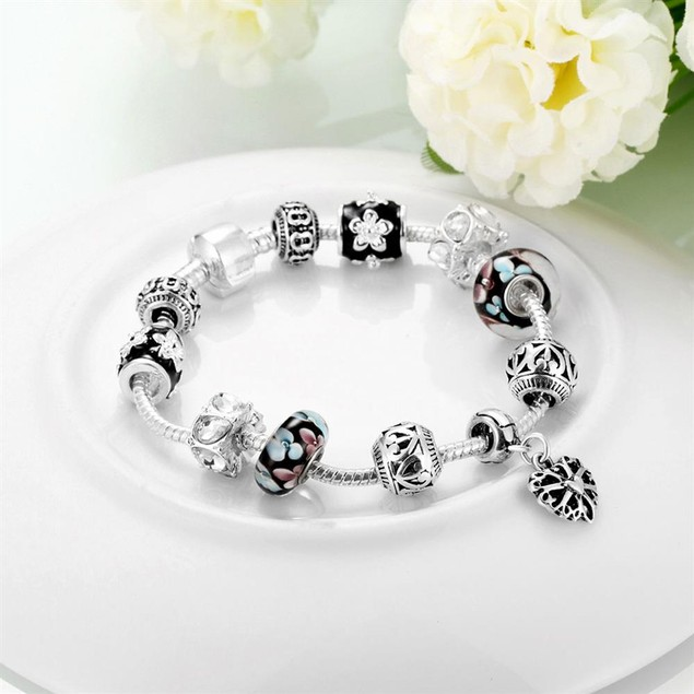 Flower Pedals Designer Inspired Bracelet