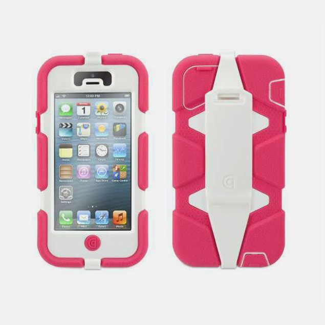 Griffin Survivor Military Case for iPhone 5/5s