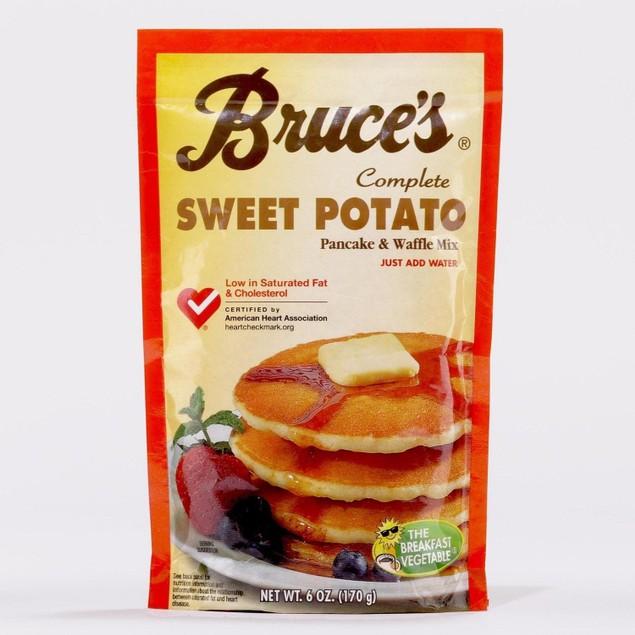Bruce's Sweet Potato Pancake & Waffle Mix