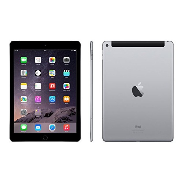iPad Air 2 16GB Space Gray 4G Unlocked