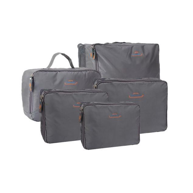 5-Piece Travel Bag Organizer